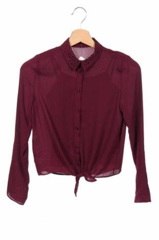 Detská košeľa  Here+There, Veľkosť 10-11y/ 146-152 cm, Farba Fialová, Polyester, Cena  4,82€