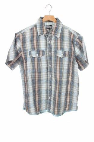 Детска риза One By One, Размер 15-18y/ 170-176 см, Цвят Многоцветен, Памук, Цена 6,04лв.