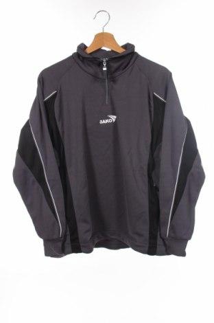 Детска спортна блуза Jako, Размер 15-18y/ 170-176 см, Цвят Сив, Полиестер, Цена 3,19лв.