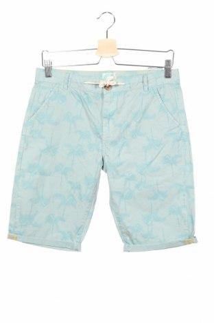 Pantaloni scurți de copii Alive, Mărime 12-13y/ 158-164 cm, Culoare Albastru, Bumbac, Preț 49,57 Lei