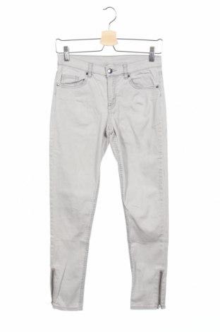 Детски панталон H&M, Размер 12-13y/ 158-164 см, Цвят Сив, 98% памук, 2% еластан, Цена 4,50лв.