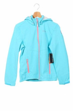 Детско яке Icepeak, Размер 12-13y/ 158-164 см, Цвят Син, 94% полиестер, 6% еластан, Цена 44,50лв.