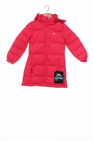 Детско яке Trespass, Размер 2-3y/ 98-104 см, Цвят Розов, Полиестер, Цена 113,52лв.