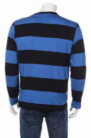 Мъжка блуза Diadora, Размер L, Цвят Син, Памук, Цена 14,70лв.
