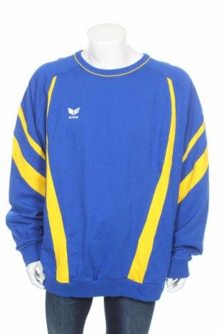Мъжка блуза Erima, Размер 3XL, Цвят Син, 80% памук, 20% полиестер, Цена 14,70лв.