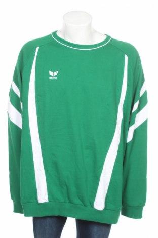 Мъжка блуза Erima, Размер 3XL, Цвят Зелен, 80% памук, 20% полиестер, Цена 17,15лв.