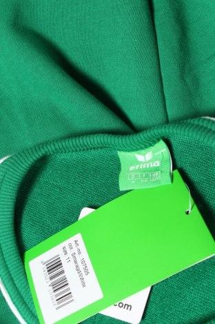 Мъжка блуза Erima, Размер 3XL, Цвят Зелен, 80% памук, 20% полиестер, Цена 14,70лв.