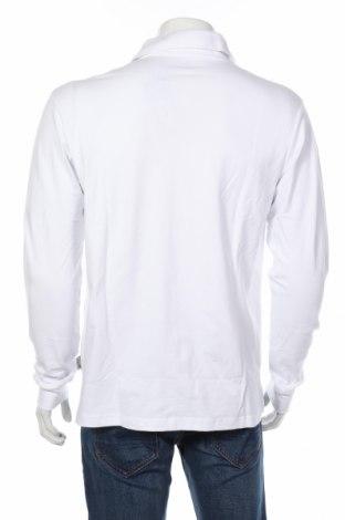 Мъжка блуза Jako, Размер M, Цвят Бял, 95% памук, 5% еластан, Цена 14,70лв.