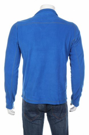 Мъжка поларена блуза Trespass, Размер M, Цвят Син, 100% полиестер, Цена 26,55лв.