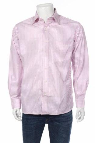 Мъжка риза Arrow, Размер M, Цвят Бял, Памук, Цена 7,00лв.