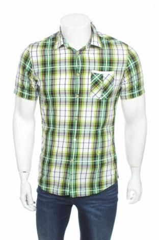 Мъжка риза Strellson, Размер S, Цвят Многоцветен, Памук, Цена 6,30лв.