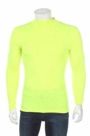 Мъжка спортна блуза Drykorn for beautiful people, Размер S, Цвят Зелен, 73% лиосел, 23% полиамид, 4% еластан, Цена 28,70лв.