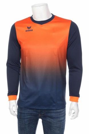 Мъжка спортна блуза Erima, Размер S, Цвят Оранжев, Полиестер, Цена 34,50лв.