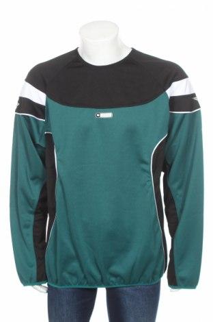 Мъжка спортна блуза Jako, Размер XXL, Цвят Зелен, 100% полиестер, Цена 14,70лв.