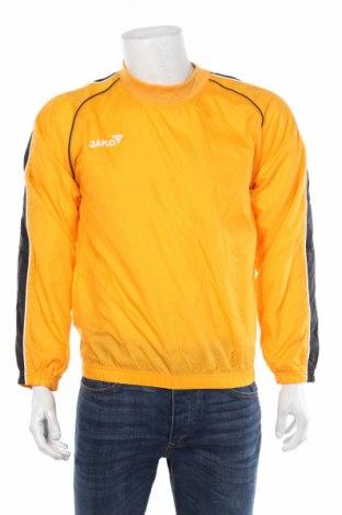 Мъжка спортна блуза Jako, Размер S, Цвят Жълт, Полиамид, Цена 19,60лв.