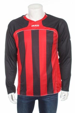 Мъжка спортна блуза Jako, Размер M, Цвят Червен, 100% полиестер, Цена 11,40лв.