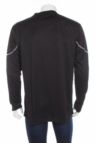 Мъжка спортна блуза Jako, Размер XL, Цвят Черен, 100% полиестер, Цена 11,40лв.