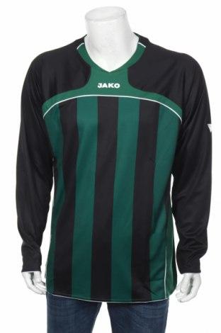 Мъжка спортна блуза Jako, Размер XXL, Цвят Зелен, 100% полиестер, Цена 15,20лв.