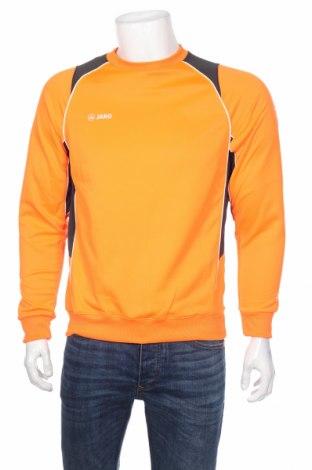 Мъжка спортна блуза Jako, Размер S, Цвят Оранжев, Полиестер, Цена 16,10лв.