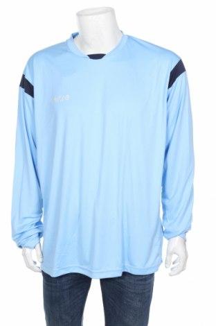 Мъжка спортна блуза Mitre, Размер XXL, Цвят Син, Полиестер, Цена 16,10лв.