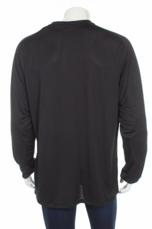 Мъжка спортна блуза Nike, Размер XL, Цвят Черен, 100% полиестер, Цена 31,60лв.