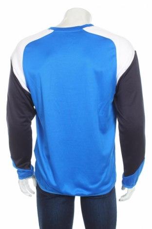 Мъжка спортна блуза PUMA, Размер M, Цвят Син, 100% полиестер, Цена 19,75лв.