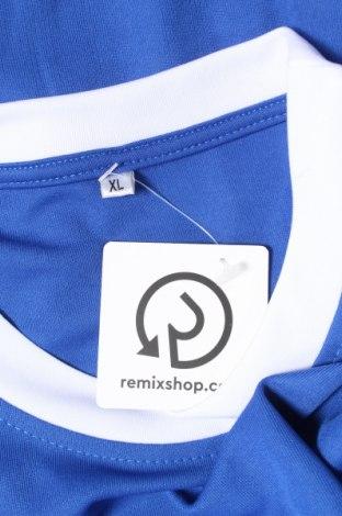 Мъжка тениска, Размер XL, Цвят Син, Полиестер, Цена 10,85лв.