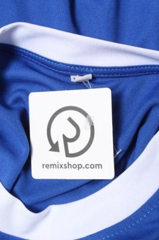 Мъжка тениска, Размер S, Цвят Син, Полиестер, Цена 10,85лв.