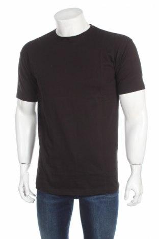 Ανδρικό t-shirt, Μέγεθος S, Χρώμα Μαύρο, Βαμβάκι, Τιμή 3,71€