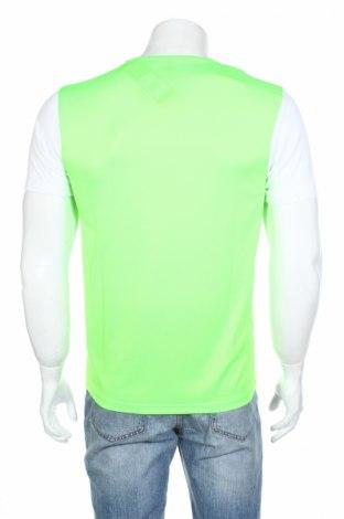 Мъжка тениска Adidas, Размер S, Цвят Зелен, Полиестер, Цена 20,46лв.