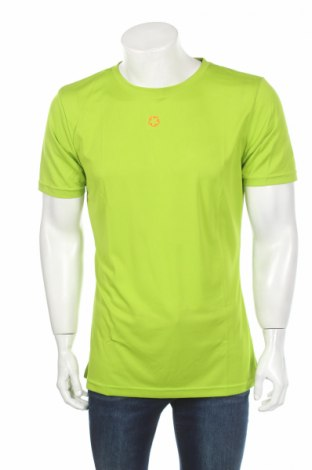 Мъжка тениска Gregster, Размер XL, Цвят Зелен, Полиестер, Цена 7,80лв.