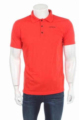 Мъжка тениска Icepeak, Размер S, Цвят Червен, 65% полиестер, 35% памук, Цена 24,20лв.