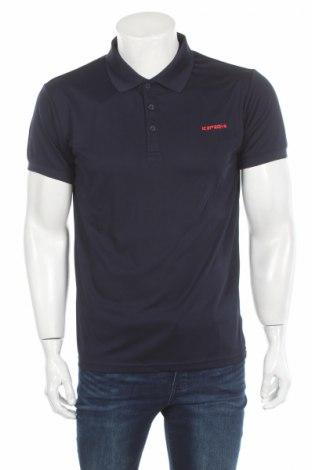 Мъжка тениска Icepeak, Размер S, Цвят Син, Полиестер, Цена 23,10лв.