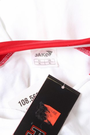Мъжка тениска Jako, Размер XL, Цвят Многоцветен, 70% памук, 30% полиестер, Цена 11,70лв.