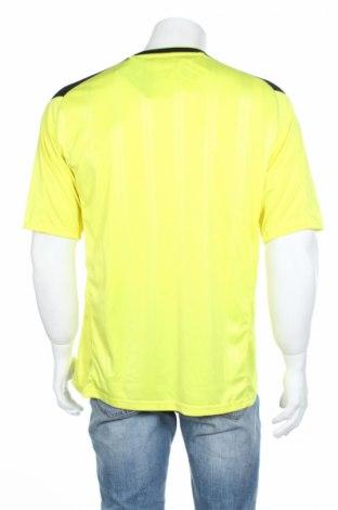 Мъжка тениска Jako, Размер XL, Цвят Жълт, Полиестер, Цена 14,40лв.