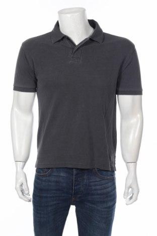 Мъжка тениска Jerzees, Размер S, Цвят Сив, 100% памук, Цена 19,72лв.