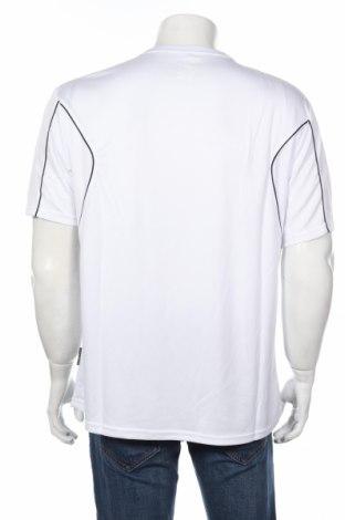 Мъжка тениска Masita, Размер XL, Цвят Бял, Полиестер, Цена 13,65лв.
