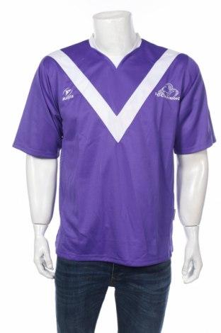 Мъжка тениска Masita, Размер M, Цвят Лилав, 100% полиестер, Цена 15,60лв.