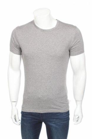 Мъжка тениска PUMA, Размер S, Цвят Сив, Памук, Цена 12,60лв.