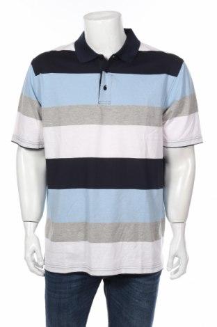 Pánske tričko  Roger Kent, Veľkosť XL, Farba Viacfarebná, 60% bavlna, 40% polyester, Cena  4,19€