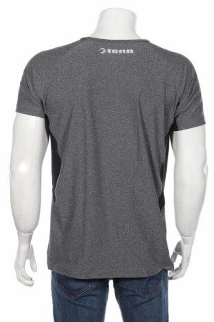 Мъжка тениска Tenn, Размер XL, Цвят Сив, Полиестер, Цена 13,60лв.