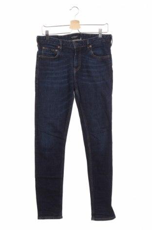 Męskie jeansy Scotch & Soda, Rozmiar S, Kolor Niebieski, 99% bawełna, 1% elastyna, Cena 76,80zł
