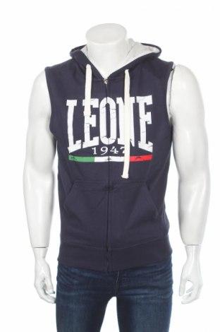 Pánská vesta  Leone, Rozměr S, Barva Modrá, Bavlna, Cena  255,00Kč