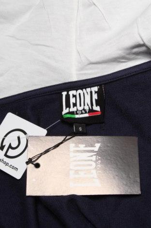 Мъжки елек Leone, Размер S, Цвят Син, Памук, Цена 28,60лв.