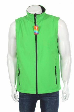 Pánská vesta  Result, Rozměr M, Barva Zelená, 100% polyester, Cena  223,00Kč