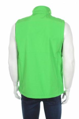 Мъжки елек Result, Размер M, Цвят Зелен, 100% полиестер, Цена 17,60лв.