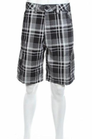 Мъжки къс панталон, Размер S, Цвят Черен, 65% полиестер, 35% памук, Цена 8,23лв.