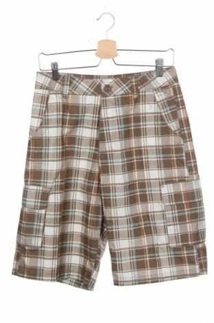 Pantaloni scurți de bărbați, Mărime S, Culoare Multicolor, 65% poliester, 35% bumbac, Preț 13,00 Lei