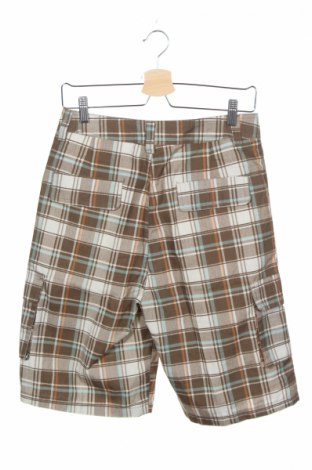 Мъжки къс панталон, Размер S, Цвят Многоцветен, 65% полиестер, 35% памук, Цена 14,51лв.