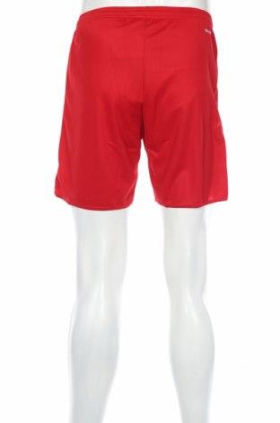 Мъжки къс панталон Adidas, Размер S, Цвят Червен, Полиестер, Цена 24,15лв.
